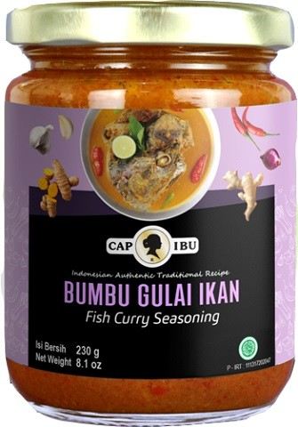 Bumbu Gulai Ikan 230gr