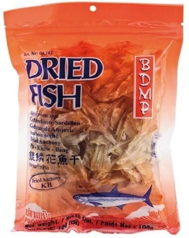 Ikan teri (kering) 100gr
