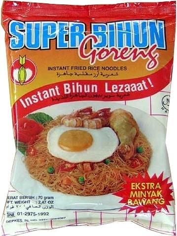 Super Bihun Goreng 70gr