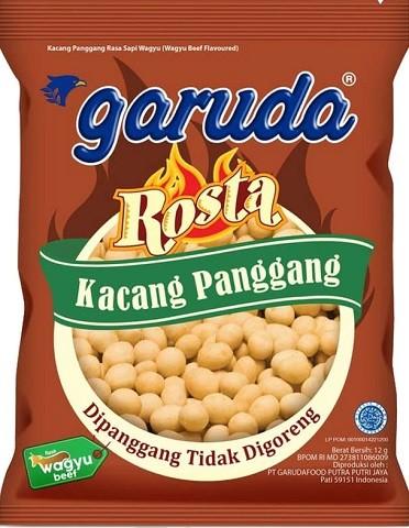 Rosta Kacang Panggang Wagyu beef 100gr