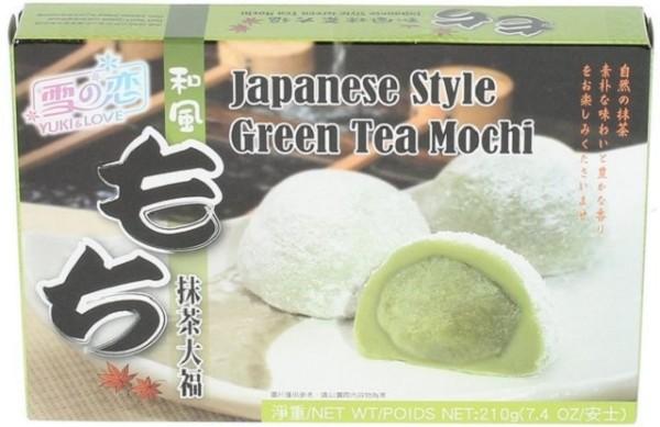 Kue beras Jepang Green tea 210gr