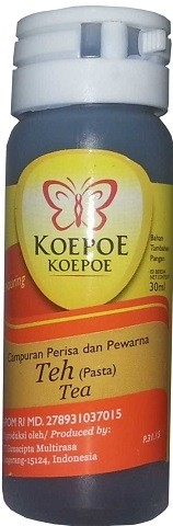 Aroma Pasta Teh 30ml