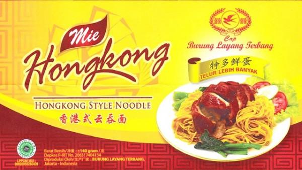Mie Hongkong 140gr