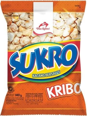 Kacang Sukro Kribo 130gr