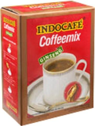 Indocafe Coffeemix Ginseng (5x20gr) 100gr