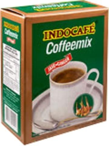 Coffeemix Jahe (5x25gr) 125gr