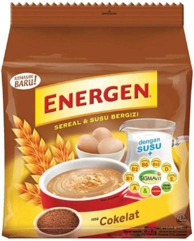 Energen rasa Coklat (10x29gr) 295gr