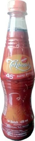 Tehbotol Jasmine Tea PET 450ml
