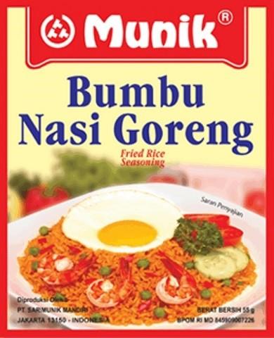 Bumbu Nasi Goreng 55gr