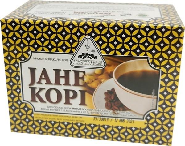 Jahe Kopi (5x22.5gr) 112,5gr