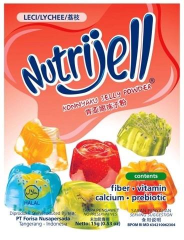 NutriJell - Leci 15gr