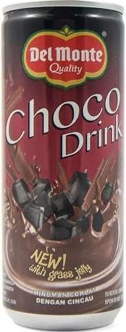 Choco Drink dengan Cincau 240ml