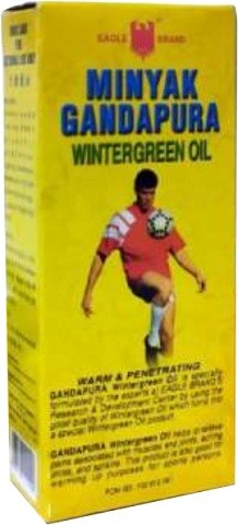 Minyak Gandapura (Wintergreen Oil) 60ml