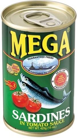 Sardines in Tomato Sauce 155gr
