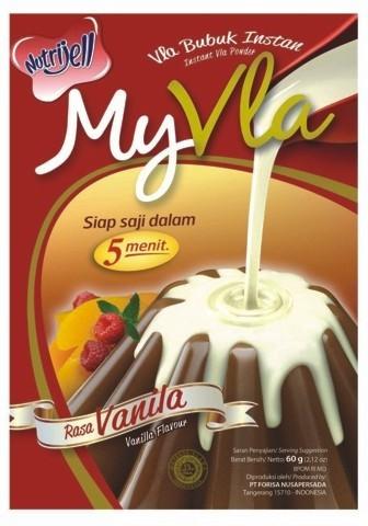 MyVla Vanila 60gr