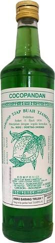 Sirop Cocopandan 630ml