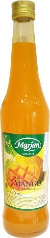 Squash Mango 450ml