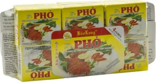 Pho Bo sup cube sapi 75gr