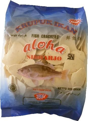 Krupuk Ikan lidah 500gr