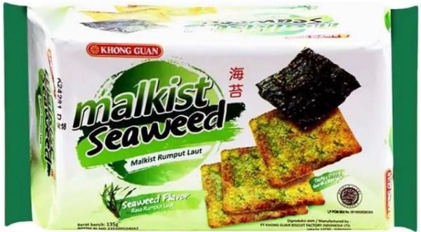 Biskuit rasa Rumput Laut 135gr
