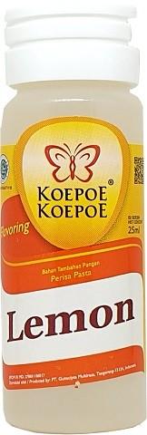 Aroma Pasta Lemon 25ml