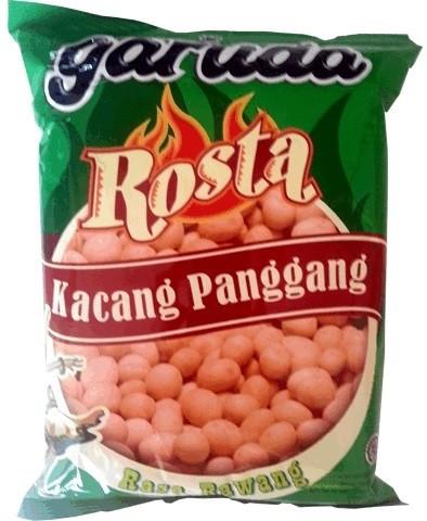Rosta Kacang Panggang Rasa Bawang 100gr