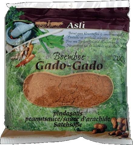 Gado Gado Sauce Mix 200gr