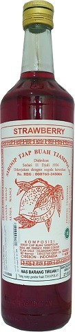 Sirop Strawberry 630ml