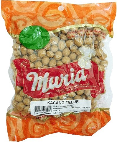 Kacang Telur 200gr
