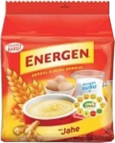 Energen rasa Jahe (10x29gr) 295gr