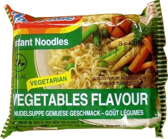 Indomie Vegetables Flovour 80gr