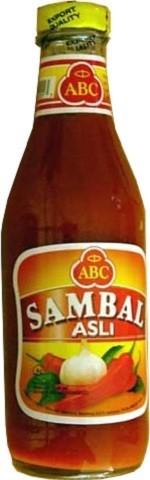 Sambal Asli 335ml