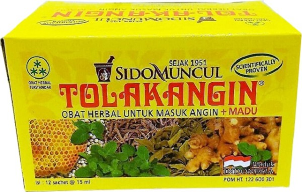 Tolak Angin 12x15ml 180ml