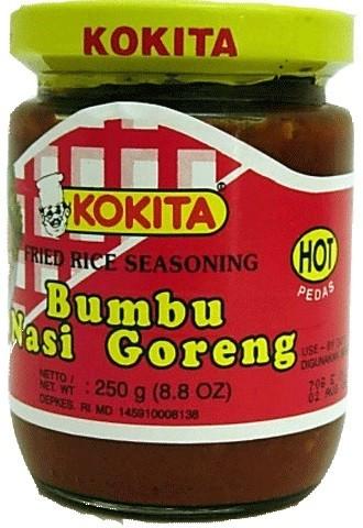 Bumbu Nasi Goreng pedas 250gr