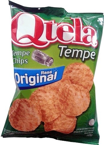 Qtela Tempe Rasa Original 55gr