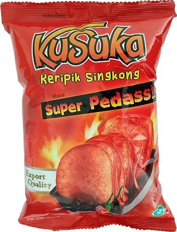 Keripik Singkong Super Pedas 50gr