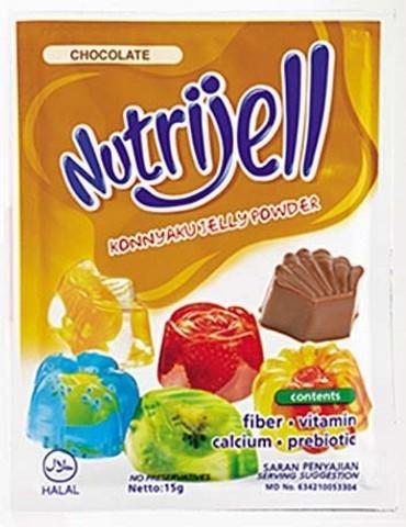 NutriJell - Coklat 20gr