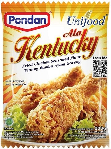 Tepung Kentucky 200gr