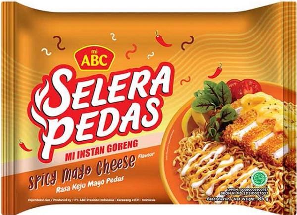 Selera Pedas rasa Keju Mayo Pedas 85gr