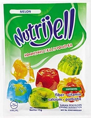 NutriJell - Melon 15gr