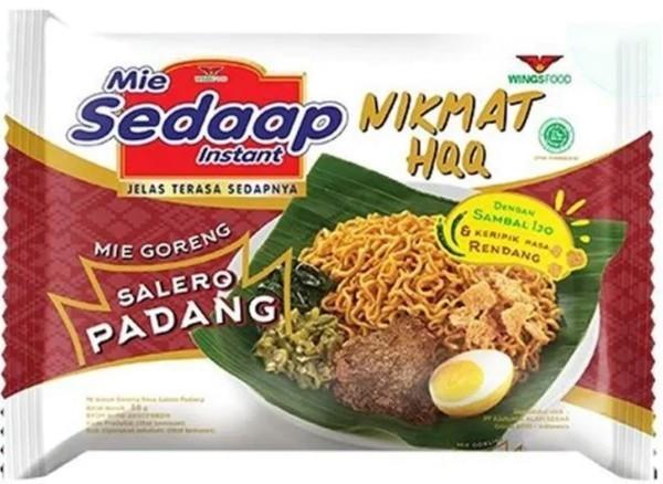 Mi Goreng Salero Padang 86gr