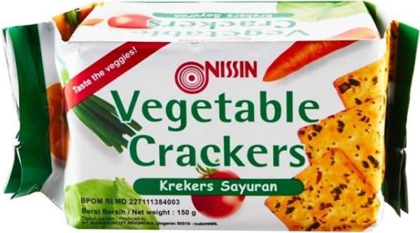 Krekers sayuran 150gr