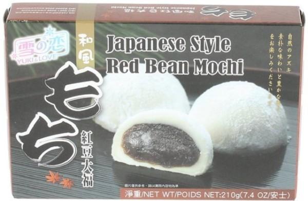 Kue beras Jepang kacang merah 210gr