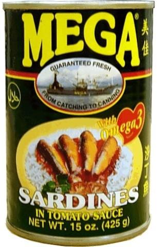 Sardines in Tomato Sauce 425gr