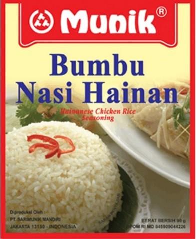 Bumbu Nasi Hainan 90gr