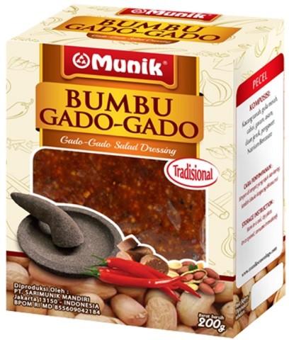 Bumbu Gado-Gado 200gr