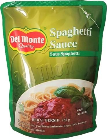 Saus Spaghetti 250gr