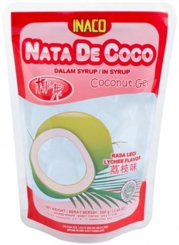 Nata de Coco rasa Leci 360gr