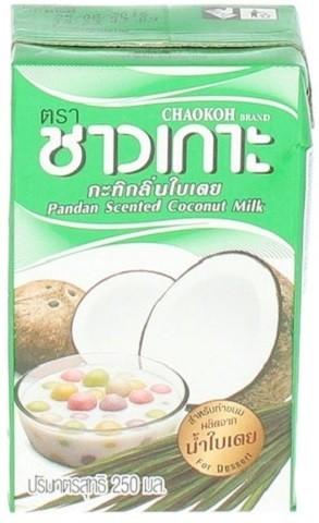 Susu kelapa Pandan 250ml