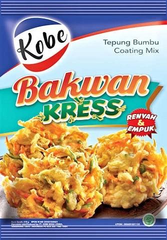 Tepung Bumbu Bakwan Kress 75gr